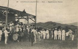Koné . Hippodrome De Pomenie . Race Course . Hippisme . Band . Orchestre - Nouvelle-Calédonie