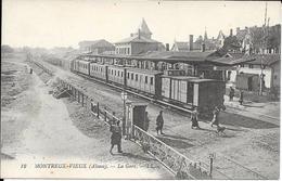Montreux Vieux La Gare - Frankreich