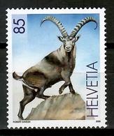 Switzerland 2006 Suiza /  Mammals Goat MNH Cabra Mamifero Säugetiere / Km00  1-6 - Sellos