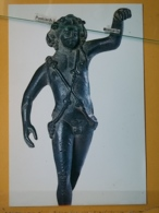 KOV 500-1 - MUSEUM, MUSEE, BELGRADE MUSEUM, BAX , BACCHUS, BRONZE Johann Sebastian Bach - Musei
