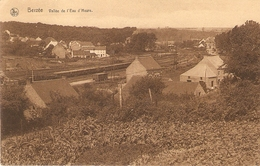 Berzée : Vallée De L'Eau D'Heure  ( Train ) - Walcourt