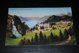 8886      GIESSBACH AM BRIENZERSEE, GENERALANSICHT - BE Berne