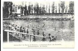 Antwerpen-zuid - De Zwemdok. - Antwerpen