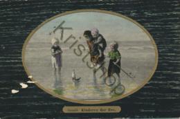 Schilder Israels - Kinderen Der Zee  [5D-196 - Paintings