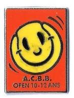 AB - A4 - ACBB - OPEN 10-12 ANS - TENNIS - Verso : ARTHUS BERTRAND - Arthus Bertrand