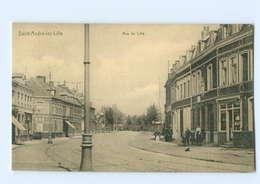 T7258/ Frankreich Saint-André-lez-Lille Rue De Lille 1917 AK - France