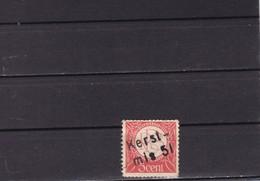 NEDERLAND Cinderella Spaarbank Kerstmis 1951 - Non Classés
