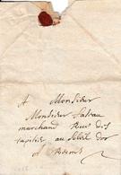 Précurseur LAC Daté 08 Mars 1685 De Sedan Vers Reims Port 2 - ....-1700: Precursors
