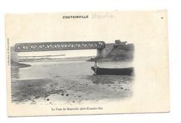 50 MANCHE COUTAINVILLE LE PONT DE BLAINVILLE - Andere Gemeenten