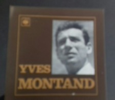 Yves Montand  -  Coffret Cbs (7 Disques) - Complete Collections