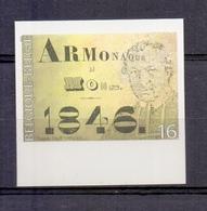 2664 MONS ONGETAND POSTFRIS** 1996 - Belgium