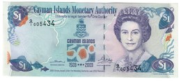 CAYMAN1DOLLAR2003P30UNC.CV. - Isole Caiman