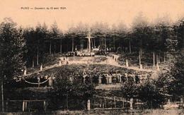 Florenville MUNO Souvenir Du 15 Août 1924 Inauguration Du Nouveau Calvaire - Florenville