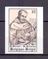 2391 SINT BERNARDUS ONGETAND   POSTFRIS** 1990 - Belgium