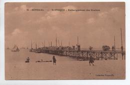 RUFISQUE (SENEGAL) - EMBARQUEMENT DES GRAINES - Sénégal