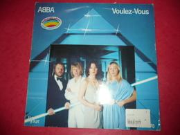 LP33 N°127 - ABBA - VOULEZ-VOUS -  COMPILATION 10 TITRES VINYL ROUGE - Disco, Pop