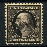 Estados Unidos Nº 178. Año 1908/9 - Usados