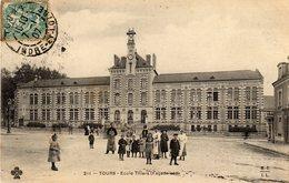 Tours Ecole Thiers - Tours