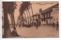 SAINT LOUIS (SENEGAL) - GUET N'DAR - Sénégal