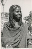 Real Photo Pretty Native Girl  With Nice Hair  Edit Lusvardi Asmara Tattoo Piercing Tatouage - Erythrée
