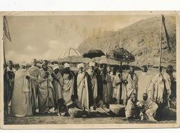 Real Photo Colonia Eritrea  Il Cahanat Edit Cicero Asmara Massaua - Erythrée