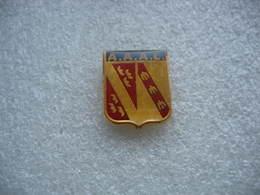 Pin's AAAL (Association Des Aveugles D'Alsace Et De Lorraine) - Associazioni