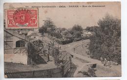 DAKAR (SENEGAL) - RUE DE GRAMMONT - Senegal