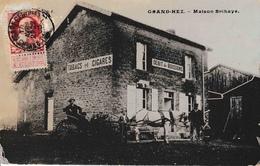 Florenville Grand-Hez Maison Brihaye Tabacs Et Cigares Débit De Boissons Attelage De Cheval Blanc Enfant - Florenville
