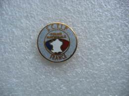 Pin's Police, SCTIP (Service De Coopération Technique Internationale De Police) En France - Politie