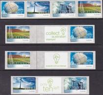 Australia 2004 Renewable Energy Sc 2233a Mint Never Hinged P&S - Ongebruikt