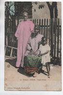 DAKAR (SENEGAL) - TYPES LEBOUS - Sénégal