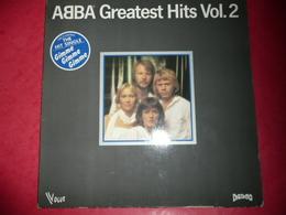 LP33 N°131 - ABBA - GREATEST HITS VOL.2 -  COMPILATION 14 TITRES - Disco, Pop