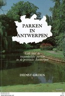 Parken In Antwerpen - Historia