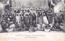 75 - PARIS 16 - Jardin Zoologique D Acclimatation - Les Malabares ( Tribu De L Inde ) - Arrondissement: 16