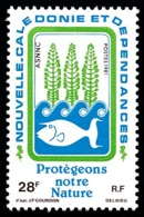 NOUV.-CALEDONIE 1981 - Yv. 452 **   Cote= 2,60 EUR - Protégeons Notre Nature  ..Réf.NCE25186 - Neufs