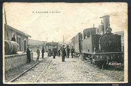 Aude - Lagrasse - La Gare - Etat Très Moyen - Bien Lire Descriptif Et Voir 2 Scans Larges - France