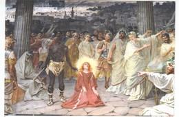 Roma-palestrina-d.bruschi-decapitazione Di Sant'agapito-sec.xix- - Archeologie