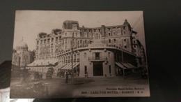 CPA - 3009. CARLTON HOTEL A BIARRITZ - Biarritz