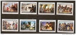 Rwanda Ruanda 1976  OBCn° 753-60 *** MNH  Cote 4 Euro Independance Day Surchargés - 1970-79: Neufs