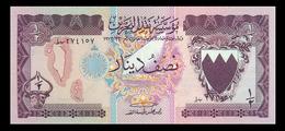 # # # Banknote Bahrain ½ Dinar 1973 UNC # # # - Bahrein