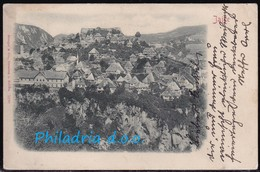 Jajce, General View, Mailed 1901 - Bosnien-Herzegowina