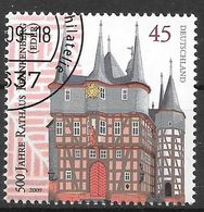 BRD 2009 / MiNr.   2713     O / Used  (K_60_13) - [7] République Fédérale