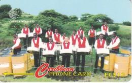TARJETA DE GRENADA DE UN GRUPO MUSICAL 287CGRC - Grenada