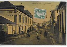 Brezolles-Rue De Paris - France