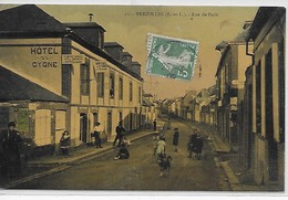 Brezolles-Rue De Paris - Francia