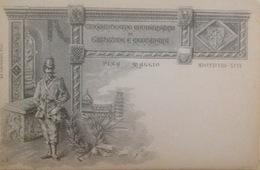 Cartolina Commemorativa 50o Anniversario Di Curtatone E Montanara - Non Classés
