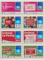 8 Payback Karten ( Jeweils Haupt- Und Zusatzkarte ) 4 Motive  !!!!   ( 30 ) - Otras Colecciones