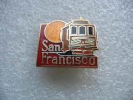 Pin's SAN FRANCISCO - Cities