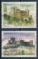 °°° PORTUGAL - Y&T N°1697/98 - 1987 °°° - Used Stamps