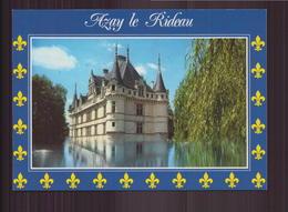 AZAY LE RIDEAU LE CHATEAU 37 - Azay-le-Rideau